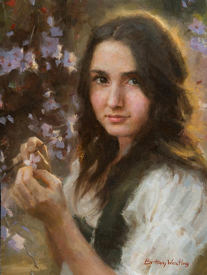 Emily - 12 x 9